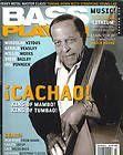 Bass Player Magazine November 2005 Verdine White EWF