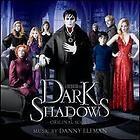 DARK SHADOWS // ORIGINAL SCORE SOUNDTRACK // BRAND NEW CD