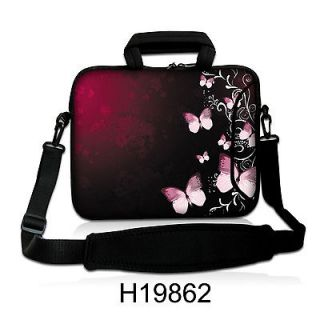 """15"""" 15.4"""" 15.6"""" Laptop Notebook Sleeve Strap Bag Case Cover"""