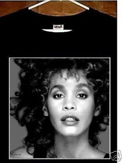 Whitney Houston T Shirt; Whitney Houston T Shirt