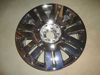 2008 2009 2010 Ford Edge 20 Chrome Wheel Rim Factory OEM Used