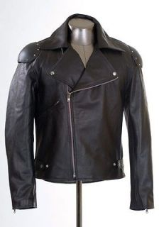 ABBY SHOT Max Leather Jacket Cosplay Replica Mad Max Road Warrior NEW