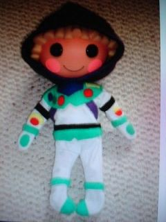 Lalaloopsy doll Buzz Lightyear clothes costume for boy doll