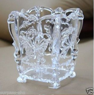 Clear Acrylic Cosmetic box Storage Cosmetic Organizer Makeup case Gift
