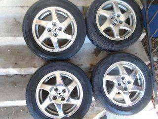 Acura integra gsr blades rims wheels dc2 dc4 b18c1 oem enkei 15 mesh