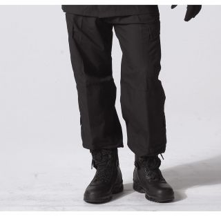 Rothco SDU, Tactical Black ACU Style Uniform Shirt for SWAT or SRT