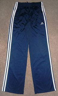BNWT ADIDAS KIDS CLIMALITE SLINKY SPORTS GYM FITNESS TRACKSUIT PANTS