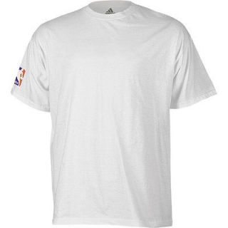 NEW adidas NBA Logoman Under Jersey T Shirt   SUNS WHITE Extra Large