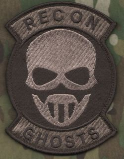 US MARINES FORCE RECON ARMY RANGERS VELCRO PATCH GRAW GHOST RECON