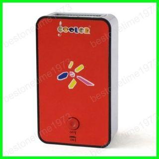 Mini Portable Warm Air Electric Heater Fan Keep Warm Winter Necessary