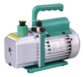 Vacuum Pump Refrigerant R410a R134a HVAC Deep Vane Air Conditioner