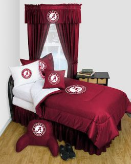 NCAA Alabama Crimson Tide Locker Room Bed in Bag