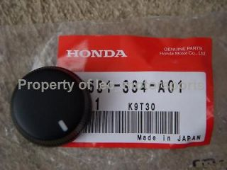 98 00 Honda Accord Heater or AC Air Conditioning Climate Control Knob