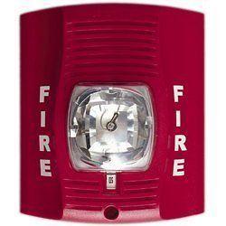 Fire Alarm Strobe Light   All  in  one DVR Nanny Camera