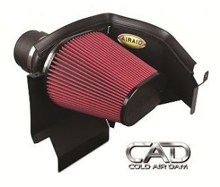 AIRAID Cold Air Dam Intake System 11 12 Charger & Challenger 3.6L 5.7L