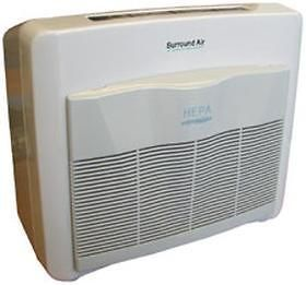 Room Air Purifier Cleaner Filters w/HEPA,Ionic 6 Modes for Smoke