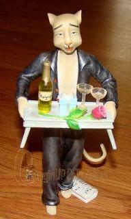 C5236   Dante, ROOM SERVICE (Alley Cats by Margaret Le Van) Domestic