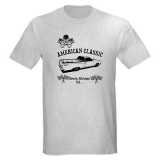 AMERICAN CLASSIC EL CAMINO CHEVY HOT ROD CAR ANTIQUE T SHIRT
