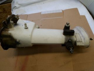 1960S SCOTT MCCULLOCH 25 HP #2605 DRIVESHAFT HOUSING BOAT MOTOR