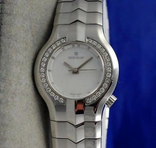 Ladies / Womens Tag Heuer ALTER EGO watch   WP1317   MOP DIAL