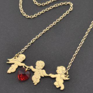 vintage guardian angel jewelry