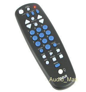 RCA REPLACEMENT TV DIGITAL CONVERTER BOX REMOTE CONTROL