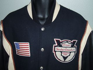 harley anniversary jacket in Clothing,