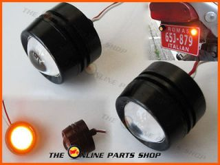Custom LED Projector Indicators / Turn Signal Fit Benelli BX 570