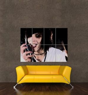 Newly listed BLACK VEIL BRIDES GIANT WALL ART POSTER KB335