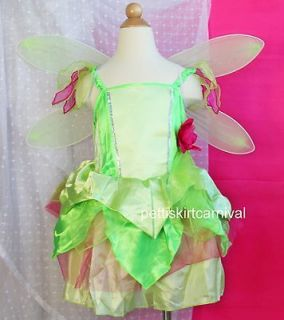 HALLOWEEN XMAS PARTY BIRTHDAY PARTY DRESS WINGS COSTUME 2 7Y