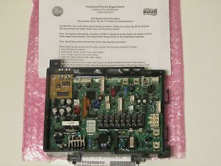 Rheem Ruud RTG20006PG Control Circuit Board