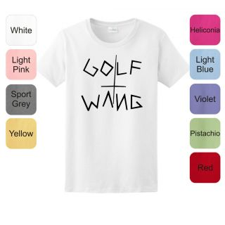 OFWGKTA LADIES T Shirt Golf Wang Wolf Gang Tyler Creator Odd Future OF