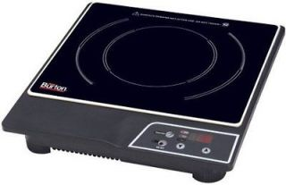Electric Single Large Burner Stove Induction Appliance Compact NEW