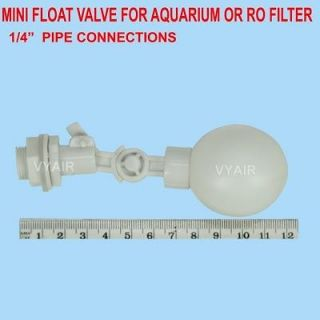 OFF FLOAT VALVE FOR AQUARIUM,RO FILTER, POLE WINDOW CLEANING SYSTEM