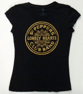 BEATLES  Sargent Pepper Lonely Hearts Club T.Shirt NEW