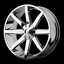 RIMS AND TIRES CHROME TITAN ARMADA CHEVY GMC TAHOE KMC SLIDE 305 40 22