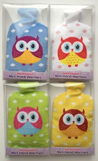 Heat Therapy Microwavable Hand Warmer Microwave Wheat Bag Cushion Pad