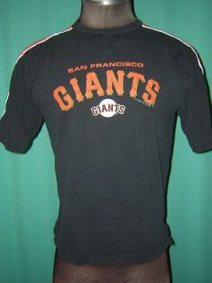S1884 SF San Francisco Giants t shirt Mens M used GC Lee Sport