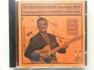 THE GOLDEN AGE OF ARTHUR GUITAR BOOGIE SMITH COUNTRY AND WESTERN