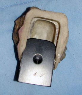 Newly listed Rock Key Hider Grey & Brown
