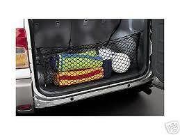 TOYOTA RAV4 RAV 4 ENVELOPE CARGO NET BLACK BRAND NEW (Fits RAV4)