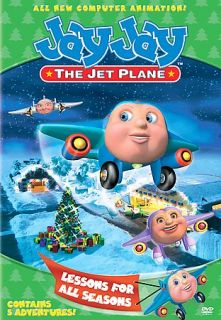 Jay Jay the Jet Plane   Lessons for All Seasons (DVD, 2002)