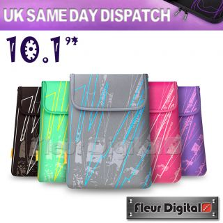 10.1 Laptop Netbook Sleeve Case Bag For ASUS Eee PC 1015BX 1025CE