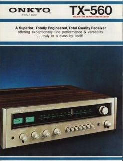 onkyo in Vintage Stereo Receivers