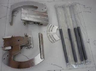 90 Degree Universal Vertical Lambo Door Hinge Conversion Kit