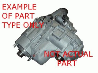 BLAZER S10/JIMMY S15 4x4 TRANSFER CASE (Fits 1991 Chevrolet Blazer)