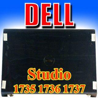 Genuine OEM DELL Studio 17 1735 1736 1737 LCD Rear Back Lid Top Cover