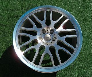 Champion Motorsport MONOLITE Audi A5 S5 LightWeight 20 inch WHEELS