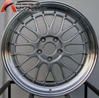 STYLE 5X112 HYPER BLACK WHEEL FIT AUDI A4 B5 A5 A6 A7 A8 S4 S5 Q5 TT