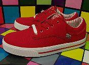 VLADO FOOTWEAR SPECTRO SNEAKERS RED